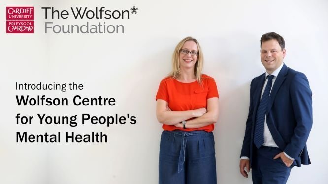 Cardiff University win £10m Wolfson award for adolescent mental health research