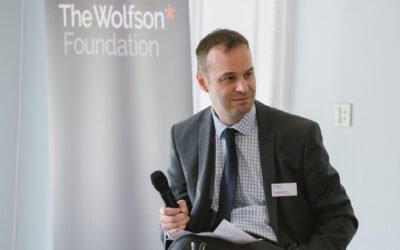 Chief Executive Paul Ramsbottom awarded an OBE