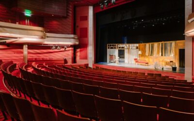 Theatres Trust and the Wolfson Foundation announce funding to improve environmental sustainability